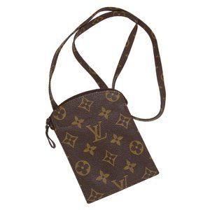 LOUIS VUITTON POCHETTE SECRET SHOULDER BAG POUCH 8